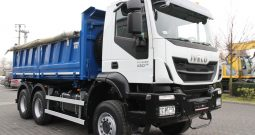 IVECO TRAKKER 6×6 BOARDMATIC
